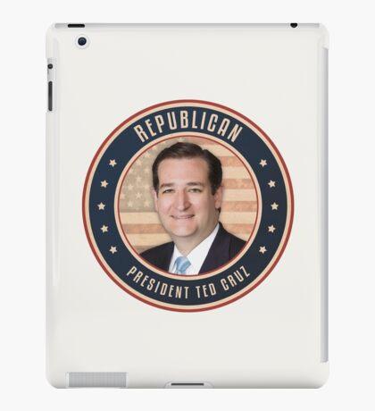 Republican President Ted Cruz iPad Case/Skin
