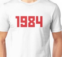 Gosha - S/S16 1984 Shirt  Unisex T-Shirt