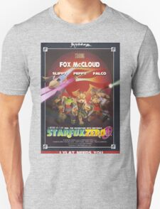 Lylat - Star Fox Zero Unisex T-Shirt