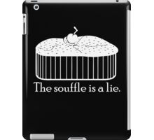 Doctor Who Portal the Souffle iPad Case/Skin