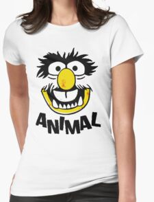 Animal Muppets Womens Fitted T-Shirt