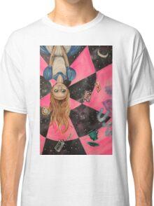 Alice Upside Down Classic T-Shirt