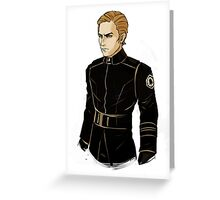 Star Wars: General Hux Greeting Card