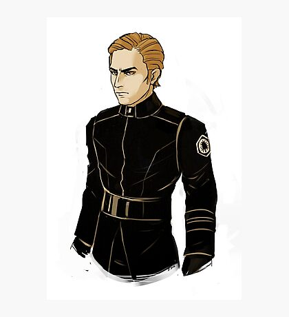 Star Wars: General Hux Photographic Print