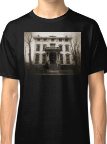 Spooky Mansion Classic T-Shirt