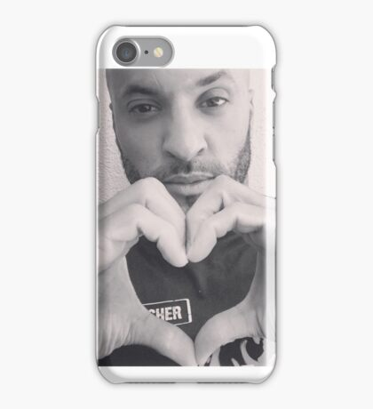 Ricky Whittle iPhone Case/Skin
