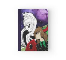 Galaxies and Trolls Hardcover Journal