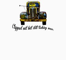 Old clapped out yellow Truck.Humor Unisex T-Shirt