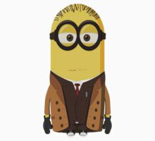Minion|Doctor Who|Minions One Piece - Short Sleeve