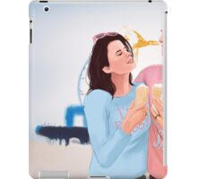 Steve and Peggy.  iPad Case/Skin