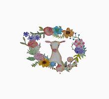 Goat n' Flowers Unisex T-Shirt