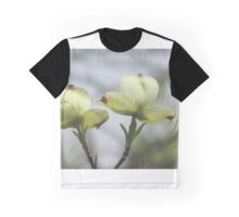 Blooming DogWood Tree Graphic T-Shirt