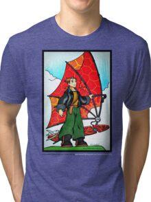 Treasure Planet Tri-blend T-Shirt