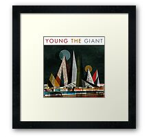 Young the Giant Framed Print