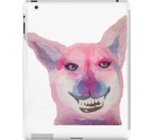 Silly Dog  iPad Case/Skin