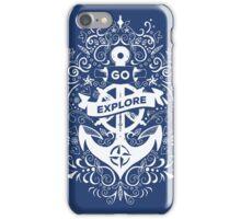 Go Explore iPhone Case/Skin