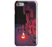 Hyper light drifter iPhone Case/Skin