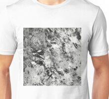 Warfare In Black And White Unisex T-Shirt