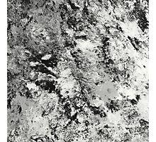 Warfare In Black And White Photographic Print