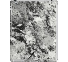 Warfare In Black And White iPad Case/Skin