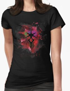 Are you afraid of the Dark? Womens Fitted T-Shirt
