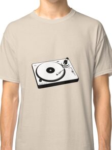 DJ Turntable Classic T-Shirt