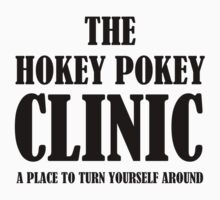Hokey Pokey Clinic One Piece - Short Sleeve