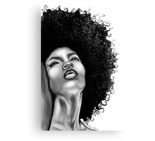 Lola - The Beauty Collection Canvas Print