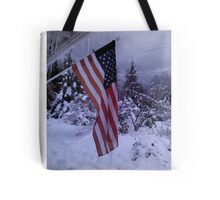 Frozen Glory Tote Bag
