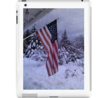 Frozen Glory iPad Case/Skin