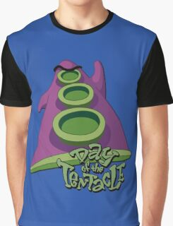 Day of the Tentacle Graphic T-Shirt