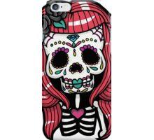 Sugar Sugar Skull iPhone Case/Skin