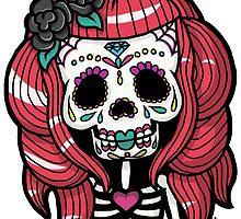 Sugar Sugar Skull by thephantomfly