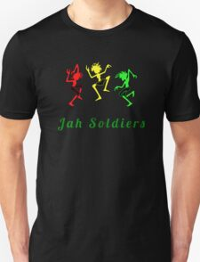 Positive vibration, Reggae soldiers T-Shirt