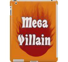 Mega Villain iPad Case/Skin
