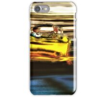 Yellow Rod Drive-By iPhone Case/Skin