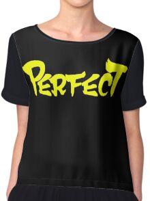 Perfect!!! Chiffon Top