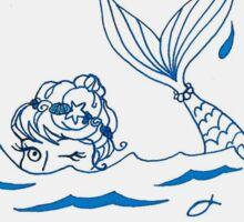 Seamaiden Logo Sticker