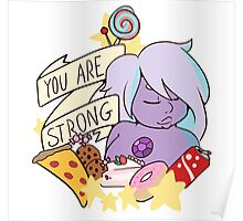 You Are Strong Poster