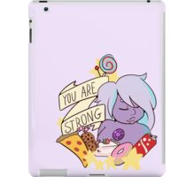 You Are Strong iPad Case/Skin