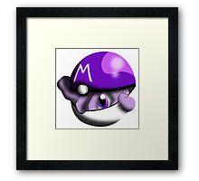 Masterball Mewtwo Framed Print