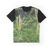 Pine Needles Graphic T-Shirt