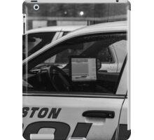 Houston police iPad Case/Skin