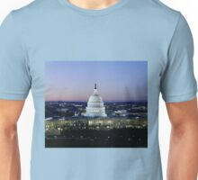 Capitol in Washington DC Unisex T-Shirt