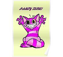 Insane Kitten, Party Time! Tame. no. 2 Poster