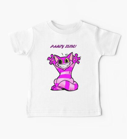 Insane Kitten, Party Time! Tame. no. 2 Baby Tee