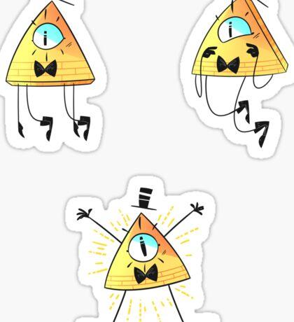 Bill Cipher stickers Sticker
