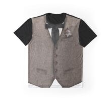 Lawman's Vest Graphic T-Shirt