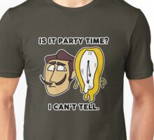 Persistence of Party Unisex T-Shirt