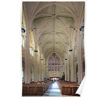 St.Paul's Anglican Cathedral 2 - Otago Dunedin NZ Poster